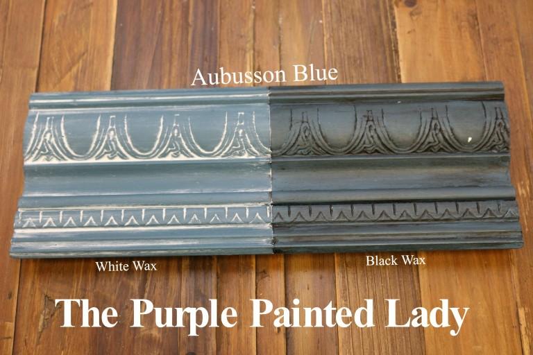 Aubusson Blue Chalk Paint 174 Quart
