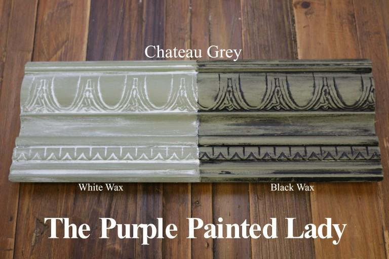 Chateau Grey Chalk Paint 174 Quart Moss Green