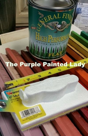 """General Finishes Warner's 6"""" Multi-Painter Pad"""