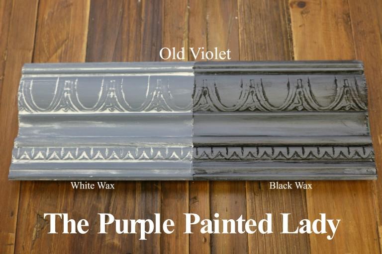 Old Violet Chalk Paint 174 Quart
