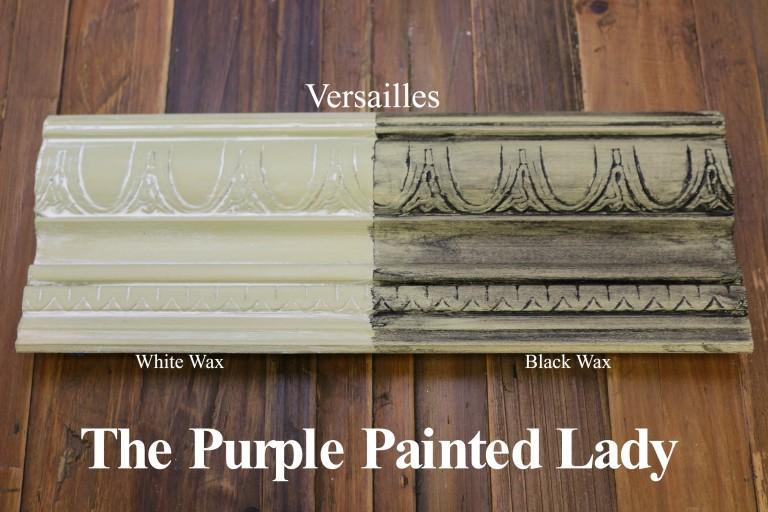 versailles chalk paint sample pot