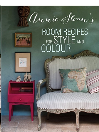 Annie Sloan's Room Recipes for Style And Color (Hard Cove...