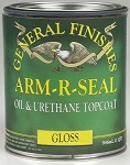 Oil Based Arm-R-Seal Urethane Topcoat GLOSS- QUART