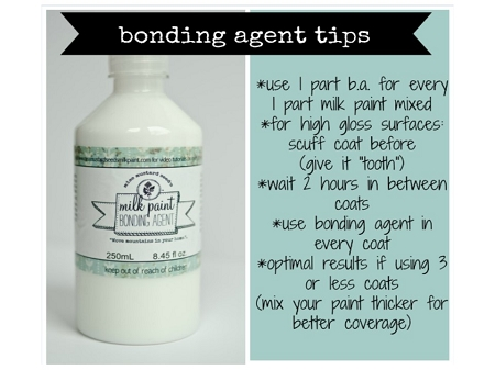 Miss Mustard Seed Milk Paint Bonding Agent 250ml
