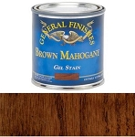 Gel Stain Brown Mahogany (1 quart) Brown Mahogany