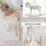 Grain Sack Milk Paint Quart