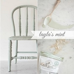 Layla's Mint Milk Paint Quart