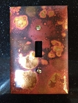 Galaxy Single Electrical Switch Cover