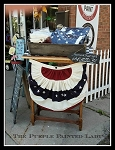 Patriotic Heavy Duty Cotton Buntings- Large