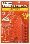 Painters' Tripod (For painting cabinet doors) 10 pk
