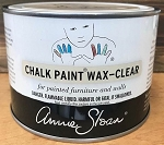 CLEAR Chalk Paint Wax (500mL) (Formally Soft Wax)