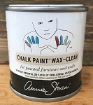 CLEAR  MINI POT Chalk Paint Wax (120 ml) (enough to cover 2 chairs)