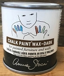 DARK MINI POT Chalk Paint Wax (120 ml) (enough to cover 2 chairs)
