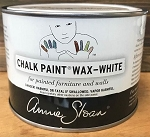 WHITE Chalk Paint Wax (500mL) (Formally Soft Wax)