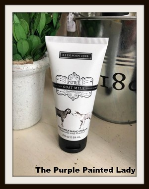 Beekman 1802- Goat Milk Hand Cream (Fragrance Free) 2.0 oz