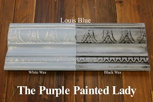 Louis Blue Chalk Paint® Quart