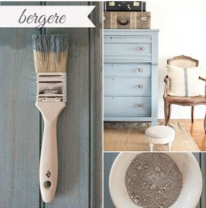 Bergere Milk Paint Quart