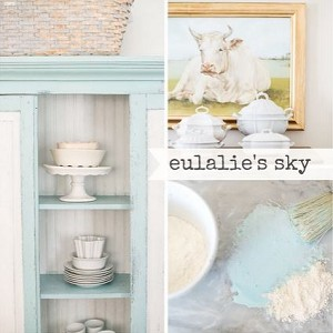 Eulalie's Sky Milk Paint Quart