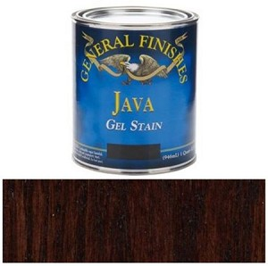 Gel Stain Java 1/2 pint (Java Gel)