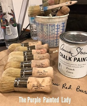 CHALK PAINT® BASICS WORKSHOP IN OUR VILLAGE GATE LOCATION ON Tuesday, February 6TH, 2018 STARTING @ 10AM