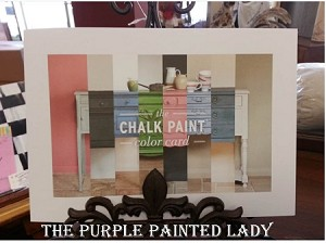 Color Chart - Painted Chalk Paint® by Annie Sloan