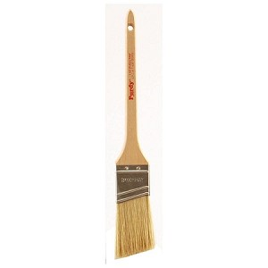 Purdy White 1 - 1/2 Inch Adjutant Angle Natural Bristle Brush