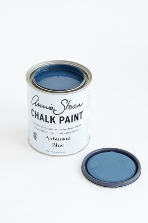Aubusson Blue Chalk Paint® Quart