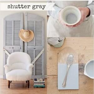 Shutter Gray Milk Paint Quart
