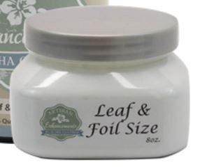 Artisan Enhancements - Leaf & Foil Size 8 Ounces