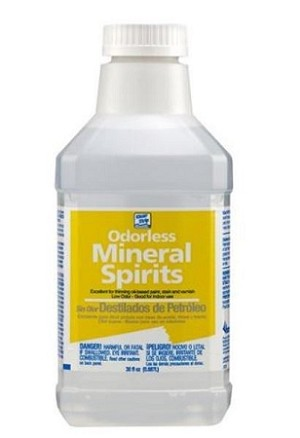Mineral Spirits - Klean Strip Odorless -32oz