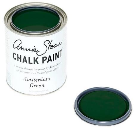 Amsterdam Green Chalk Paint 174 Quart