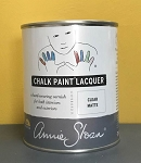Annie Sloan Lacquer Matte Finish - 750mL (Interior and Exterior Use)