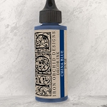 Iron Orchid Designs Decor Ink - China Blue 2 oz.