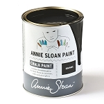 Graphite Chalk Paint® Litre (warm charcoal color)