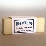 Little White LYE ~ Soap (that is)