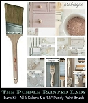 Miss Mustard Seed Milk Paint Euro Kit