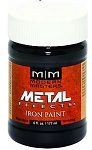 MODERN MASTERS - Iron Oxidizing Metallic Paint 6 oz (you need this to make rust!)