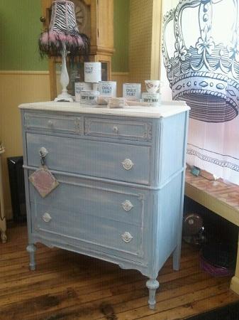 Louis Blue Chalk Paint 174 Litre