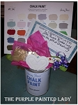 Gift Certificate to The Purple Painted Lady- Cute Package with.....