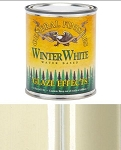 General Finishes, Winter White Glaze, Pint