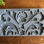 Acanthus Scroll Decor Moulds (6x10)