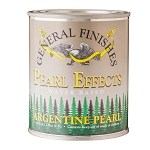 General Finishes Pearl Effects - Argentine Pearl Pint
