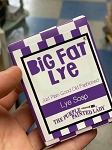 Big FAT Lye - Soap, that is by The Purple Painted Lady
