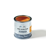 Barcelona Orange Chalk Paint® Sample Pot 120 ml (softer pastel in color)
