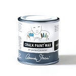 Black Mini Pot Chalk Paint Wax - 120 mL (enough to cover 2 chairs)