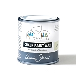 Clear Mini Pot Chalk Paint Wax - 120 mL (enough to cover 2 chairs)