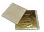 Gold Leaf Foil (100 pack)