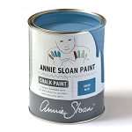 Greek Blue Chalk Paint® Sample Pot - 120 mL - Will be available Early July