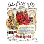 Iron Orchid Designs Décor Transfer LL May II - 24x32