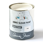Pure Chalk Paint® Litre (the whitest of all of Annie's colors)